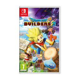 Dragon Quest Builders 2 (NSW)