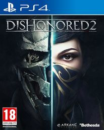 Dishonored 2 (PS4/XB1) + Lehden tilaus