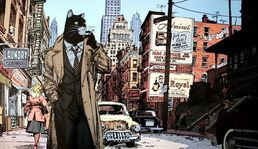 Blacksad (PS4/XB1) + Digipelaaja