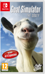 Goat Simulator – THE GOATY (NSW)