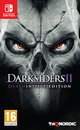 Darksiders II: Deathinitive Edition (NSW)