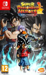 Super Dragon Ball Heroes World Mission (NSW)