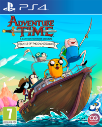 Adventure Time: Pirates of the Enchiridion (PS4/XB1/NSW) + Lehden tilaus