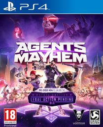 Agents of Mayhem (PS4/XB1)