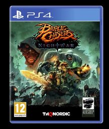 Battle Chasers Nightwar (PS4/XB1/NSW/PC) + Lehden tilaus