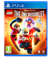 Lego The Incredibles (PS4/XB1/NSW)