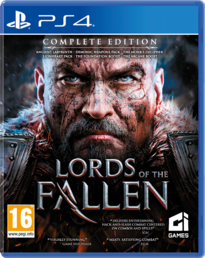 Lords of the Fallen: Complete Edition (PS4/XB1) + Lehden tilaus