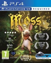 Moss VR (PS4 VR)