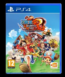 One Piece Unlimited World Red Deluxe Edition (PS4) + Lehden tilaus