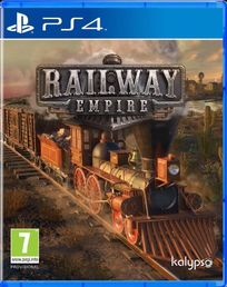 ENNAKKO (2018) Railway Empire (PS4/XB1/PC)