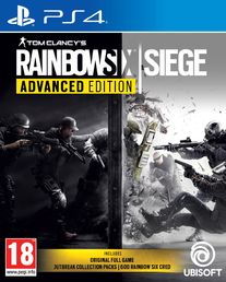 Rainbow Six Siege Advanced Edition (PS4/XB1)
