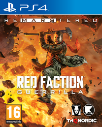 Red Faction Guerrilla Remarstered (PS4/XB1/PC)