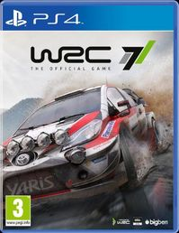 WRC 7 - The Official Game (PS4/XB1/PC)