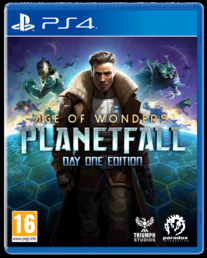 Age of Wonders: Planetfall (PS4/XB1/PC)