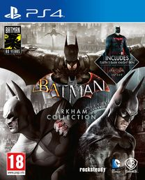 Batman: Arkham Collection (PS4/XB1)