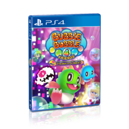 Bubble Bobble 4 Friends: The Baron is Back (PS4/NSW)