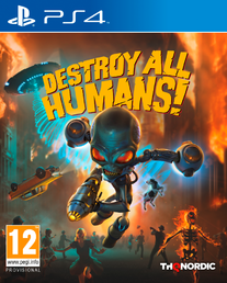 Destroy All Humans! (PS4/XB1/PC)