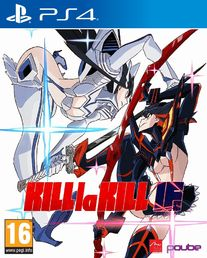 Kill La Kill – IF (PS4/NSW)