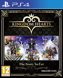 Kingdom Hearts - The Story So Far (PS4)