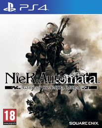 ENNAKKO (26.2.2019) NieR: Automata Game of the YoRHa Edition (PS4)