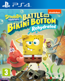 ENNAKKO (2020) Spongebob SquarePants: Battle for Bikini Bottom Rehydrated (PS4/XB1/NSW/PC)