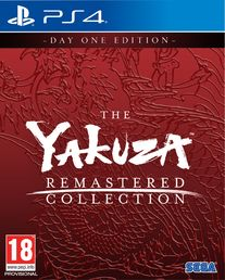 ENNAKKO (11.2.2020) The Yakuza Remastered Collection (PS4)