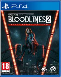 ENNAKKO (2020) Vampire: The Masquerade - Bloodlines 2 First Blood Edition (PS4/XB1/PC)