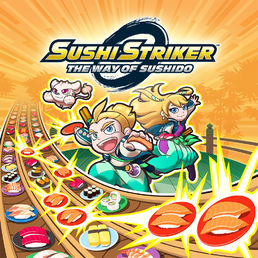ENNAKKO (2018) Sushi Striker: Way of the Sushido (3DS)