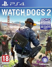 Watch Dogs 2 (PS4/XB1)