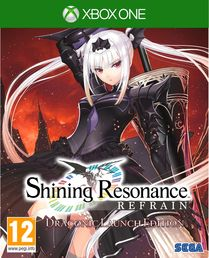 Shining Resonance Refrain: Draconic Launch Edition (XB1) + Lehden tilaus