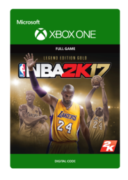 NBA 2K17: Legend Edition Gold (XB1) °ESD°
