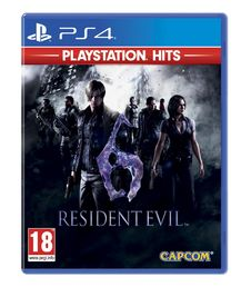 ENNAKKO (11.6.2020) Resident Evil 6 (PS4, PlayStation Hits)