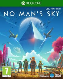 No Man's Sky (XB1/pc)