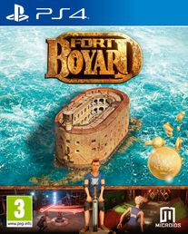 Fort Boyard - Limited Edition (PS4/XB1/NSW)