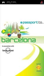 Passport to... Barcelona (PSP)