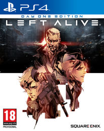 Left Alive (PS4)