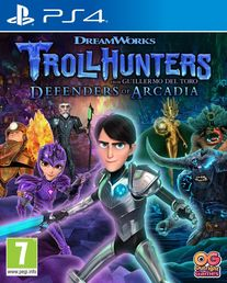 Trollhunters: Defenders of Arcadia (PS4/XB1/NSW)