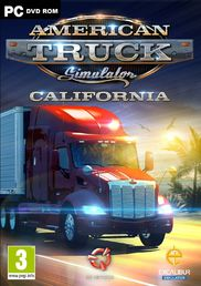 American Truck Simulator - Starter Pack California (PC)